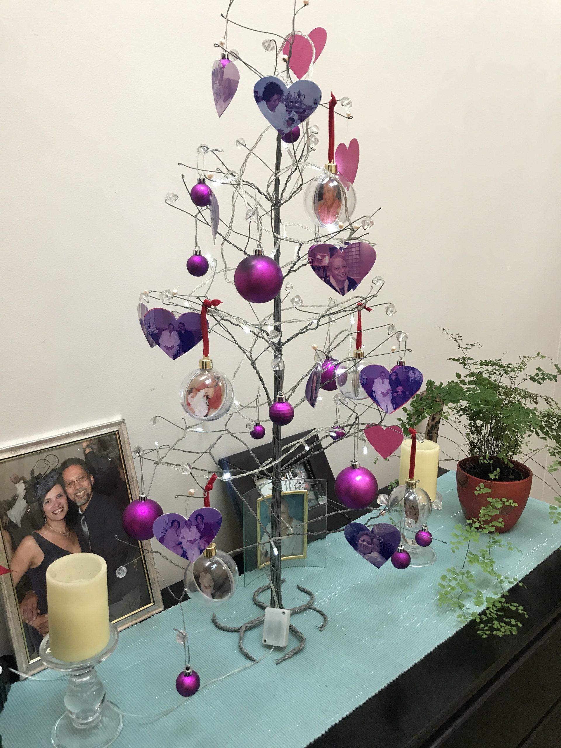 My Mom-in-love's tree
