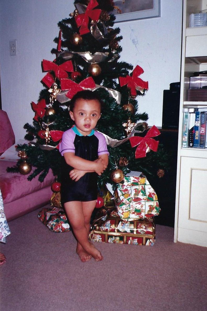 Nathan - vintage Christmas Tree