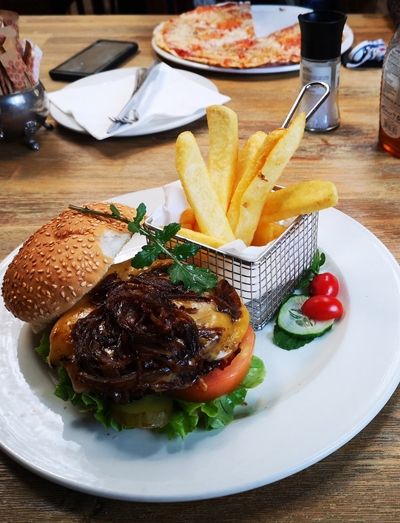 Schaffler's Burger