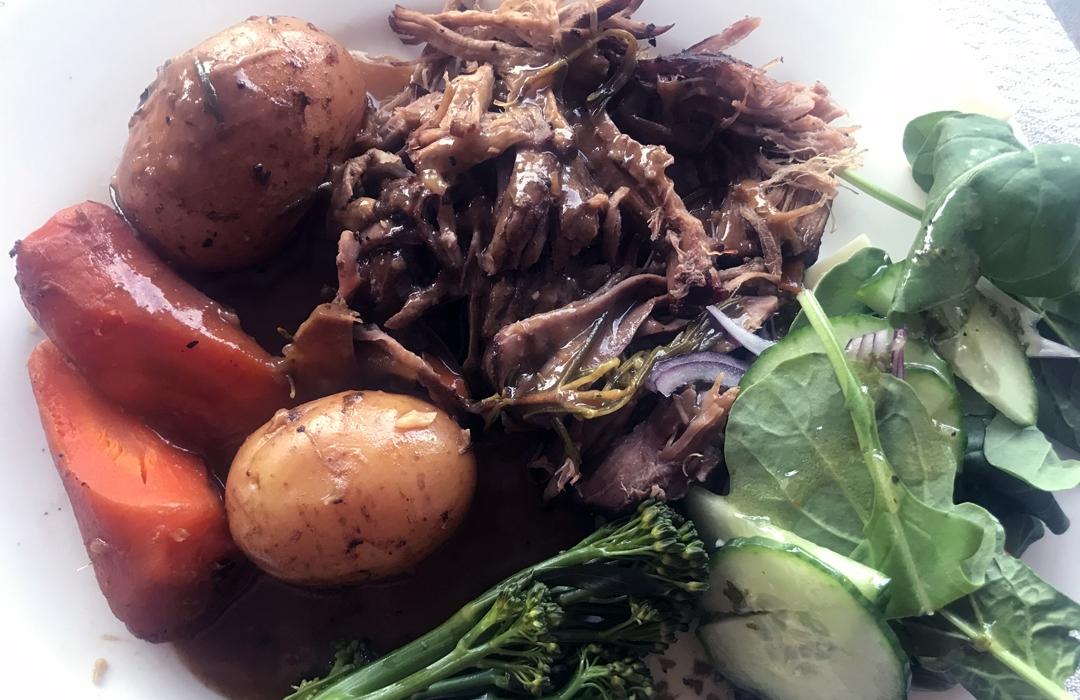 Lilo's Slow Cooker Roast Beef